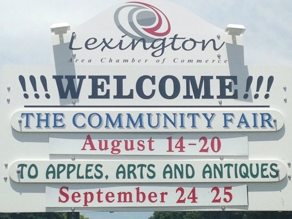 The Community Fair and To Apples, Arts, and Antiques are both family fun events
