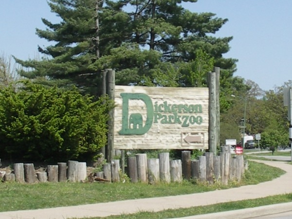 Springfield's Dickerson Park Zoo