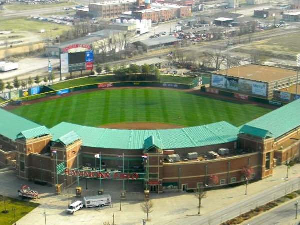 Home of the St. Louis affiliate Springfield Cardinals