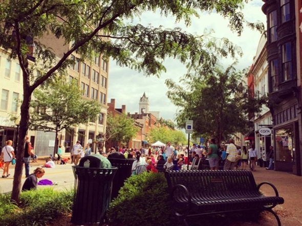 Downtown JC hosts bands, food, and fun at a local summer event known as Thursday Night Live