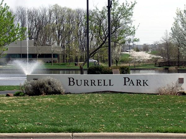 Burrell Park in Springfield Missouri