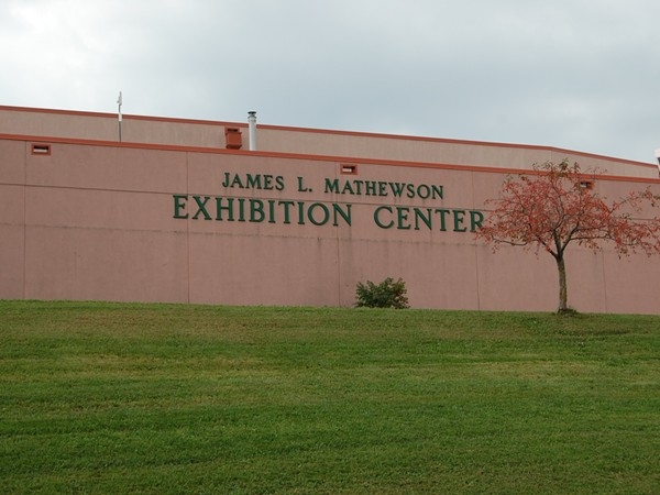 Mathewson Exhibition Center - multi-purpose arena