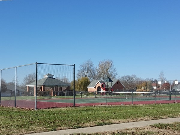 Kay Pointe tennis courts