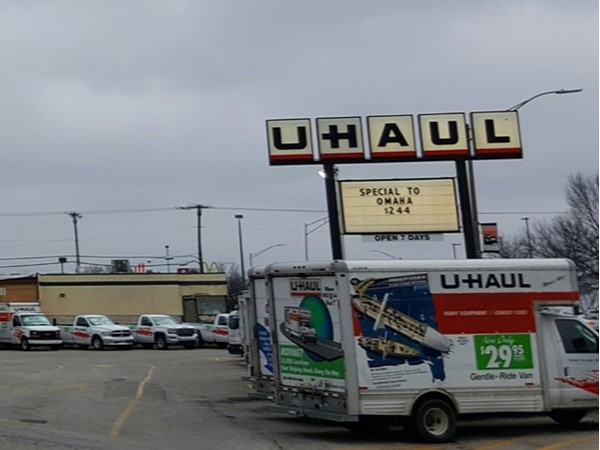 Need help moving into that new home? UHaul can help