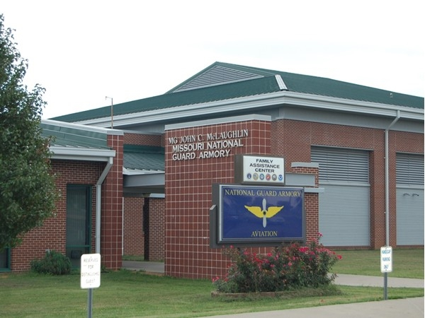 Missouri National Guard Armory