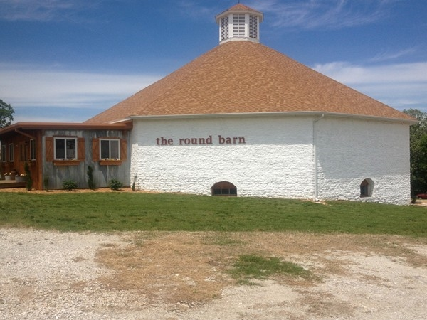 Historic Gilmore Round Barn