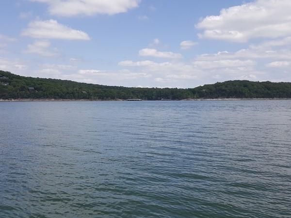 Beautiful Table Rock Lake