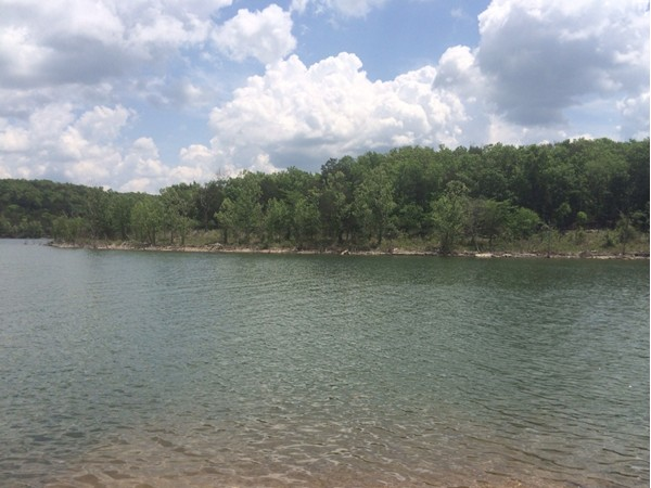 Table Rock Lake from Y Hwy