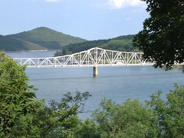 Shell Knob bridge