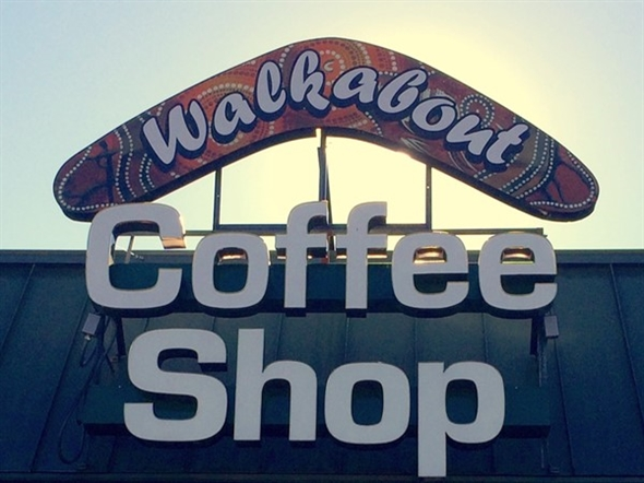 Walkabout Coffee Shop in Nixa
