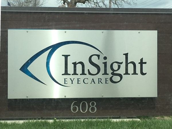 If you need new reading glasses or just a regular eye check up, Insight can lend a helping hand
