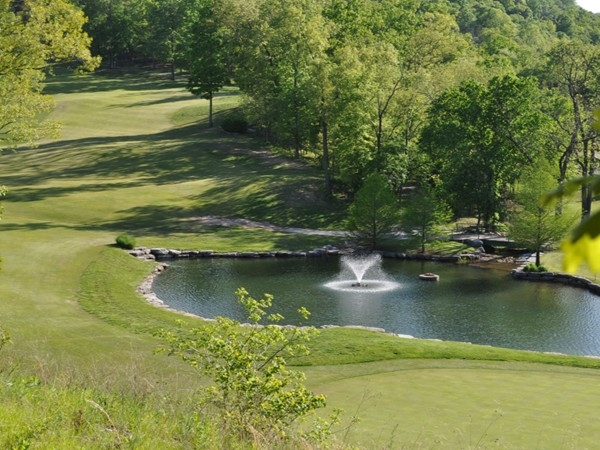 Beautiful Ledgestone Golf Course #18 - StoneBridge Village, Branson West, MO