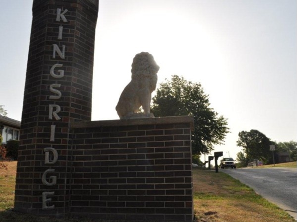 Desirable Kingsridge Subdivision