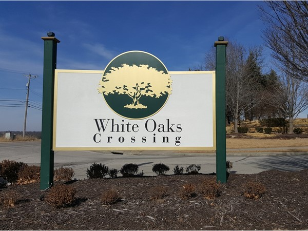 Welcome to White Oaks Crossing