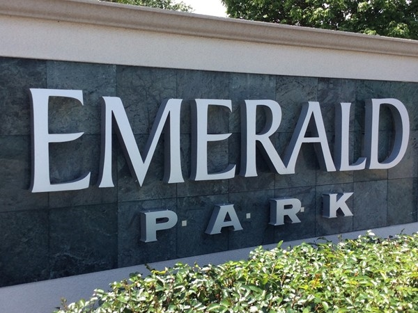 Main entrance to Emerald Park