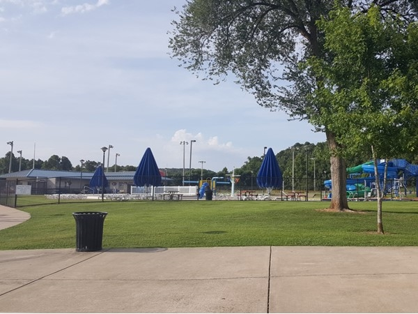 Aquatic Center at the Cassville City Park