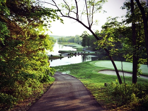 Beautiful Ledgestone Golf Course in StoneBridge Village