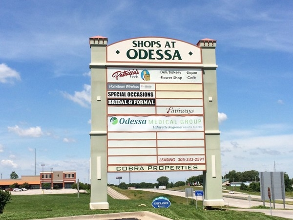 Fun shops at Odessa outlet mall Odessa