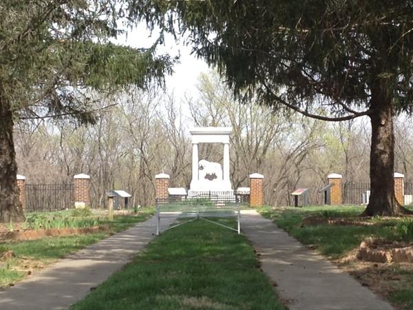 Confederate Cemetery, Higginsville