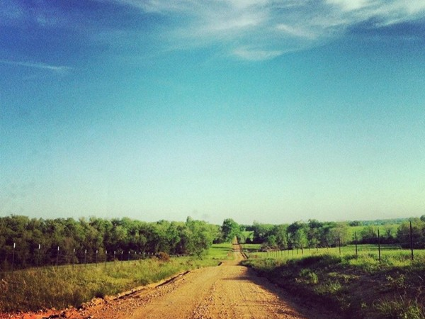 Jefferson City is surrounded by gorgeous backroads that offer stunning countryside views