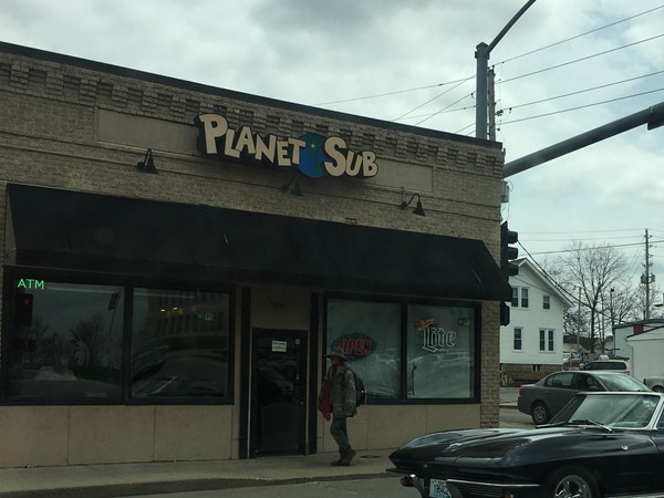"The best Subs in Warrensburg are here at Planet Sub! Try ""The Experience"" and thank me later"