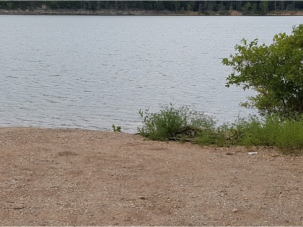 Boat launch located in the Chain O Lakes subdivision