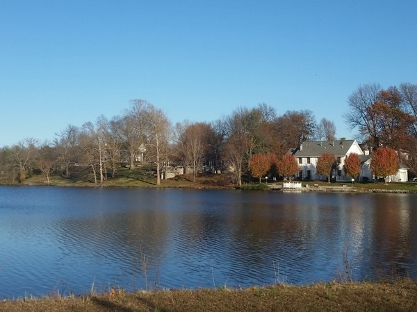 Lake #3 in Southern Hills subdivision