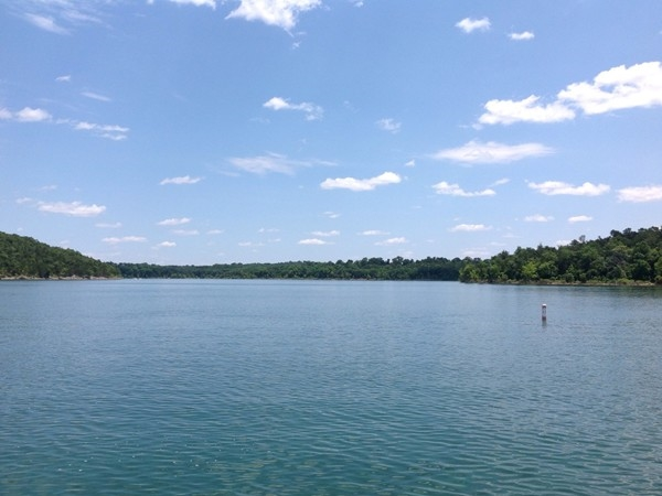 Many consider the Eagle Rock area as the quiet end of Table Rock Lake