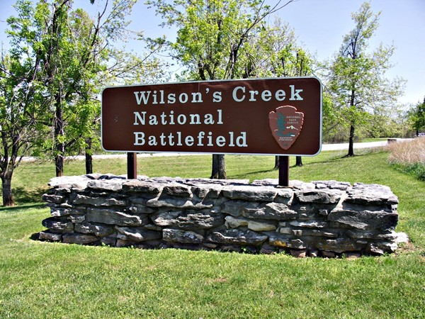 Wilson Creek National Battlefield