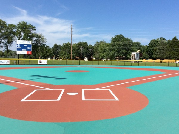 Dan Kinney Park's soft and safe ball field
