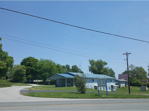 Masonic Lodge in Cassville