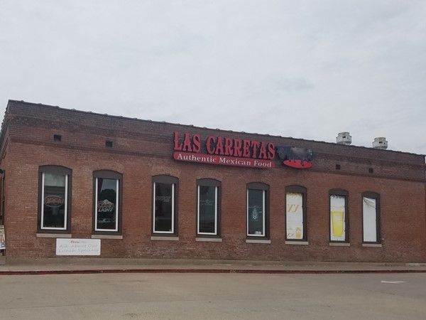 Las Carretas is the best Mexican place in town