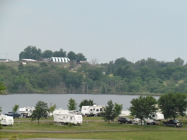 Mozingo Lake campground
