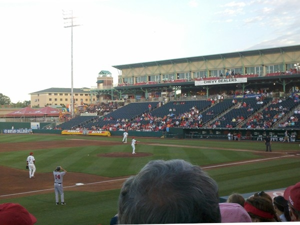 Hammons Field, home to the Springfield Cardinals will begin their 10th season of delighting fans!