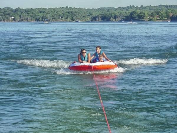 Grab your tube and head for Table Rock Lake, Shell Knob