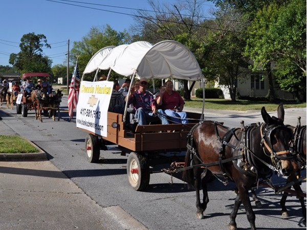 2010 Mule Days Parade