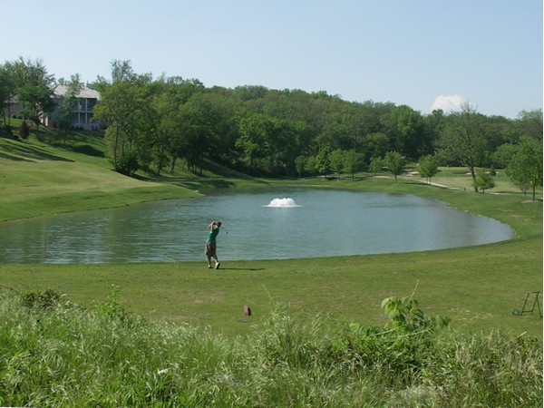 Practice Tee at Millwood Golf Club