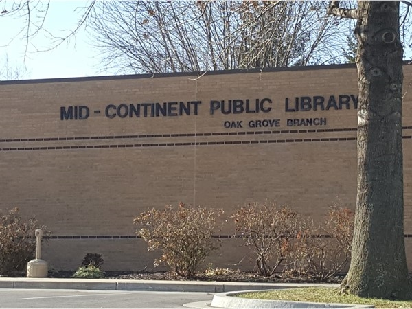 Mid - Continent Public Library