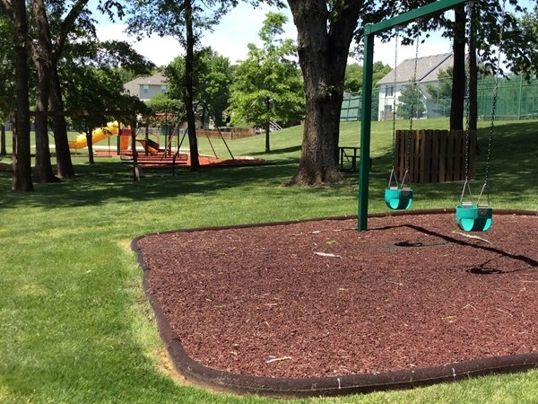 Emerald Park has a safe playground for your children