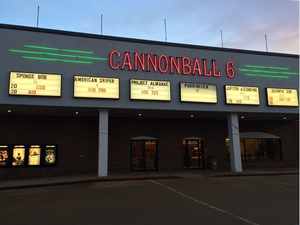 The Cannonball 6 Theater brings fun and entertainment to Lexington