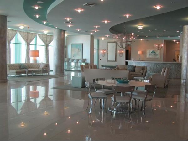 Lobby at Turqoise
