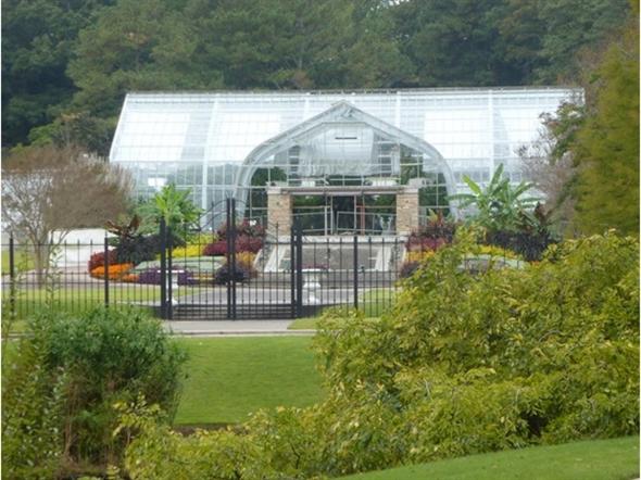 Birmingham Botanical Gardens Mountain Brook Village