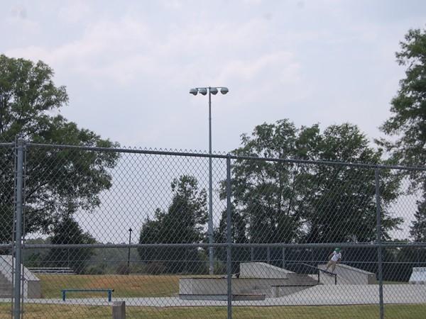 Veterans Park Skate Park Alabaster, AL