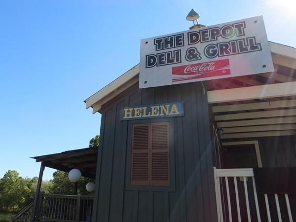 The Depot Deli & Grill