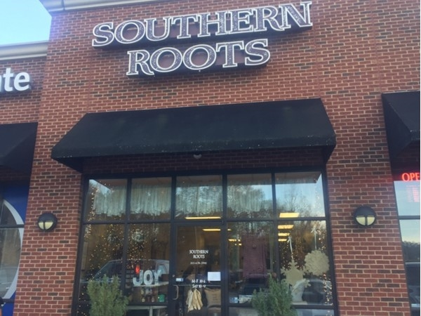 Southern chic shopping