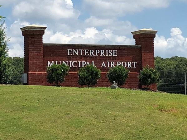 Enterprise Municipal Airport