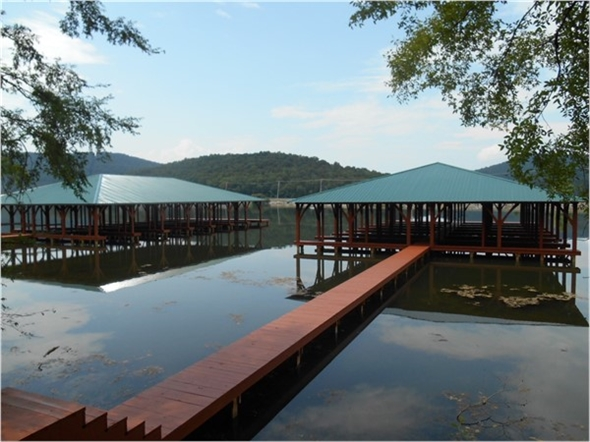 Pick your Boat slip with lake lot purchase