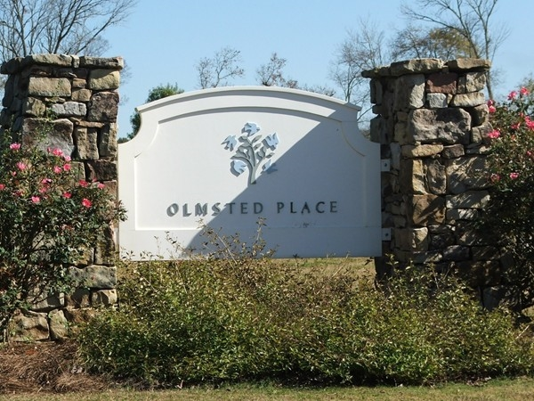 Tannehill Preserve - Olmsted Place Community