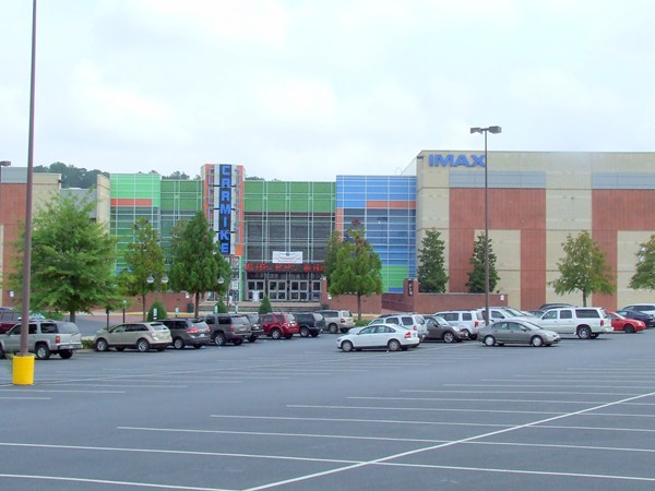 Hoover's hub for moviegoer - Carmike Patton Creek- IMAX Theater