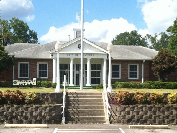 The City Hall in Graysville